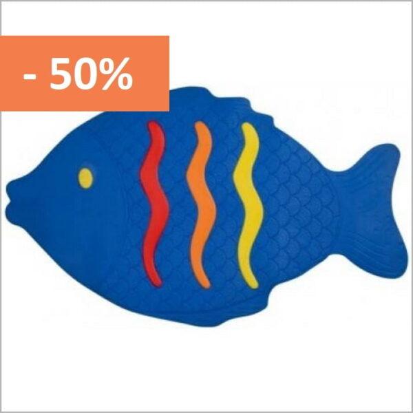 Gumijas Paklāji BLUE FISH