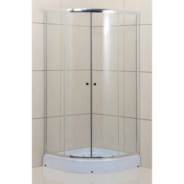 Dušas Stūris 986-90 (90cm) DUSCHY